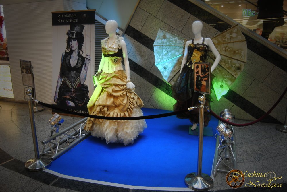 Steampunk Decadence